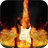 Hot guitar icon