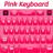 Pink Keyboard 3.28 APK