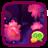 Purple Flowers GO SMS 4.160.100.1 APK