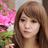 asian beauty girl icon