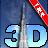 Burj Khalifa 3D LWP FREE icon