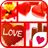 I love Red[Homee ThemePack] 1.0 APK