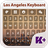 Los Angeles Keyboard Theme 1.8