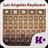 Los Angeles Keyboard Theme 1.8 APK