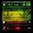 Rasta Keyboard Theme 1.0 APK
