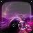 Space Bubbles Live Wallpaper icon