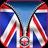 UK Flag Zip Lock icon