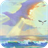 Cloudy bird over sea 1.0 APK