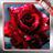 Red Flower Live Wallpaper 1.0 APK