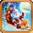 Santa Town Slider Vacation icon