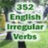 352 English Irregular Verbs 0.1 APK