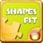 Shapes Fit icon