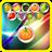 Bubble Mania Fruits icon