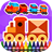 Coloring Book Trains 1.0 APK