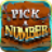 Pick a Number icon