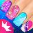 Nail Salon - Princess Salon Magic Nail Game 1.0