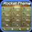 RocketDial Theme Rain 2.0 APK