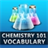 Chemistry 101 Vocabulary 3.0.2 APK