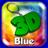 Chaveiro 3D - Blue 1.0.7