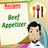 Beef Appetizers Recipes 1.0
