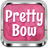 GO Keyboard Pretty Bow Theme 2.2.2