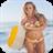 Hot Sexy Beach Girls Wallpaper icon