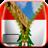 Lebanon Zipper Lock Screen 1.0 APK