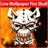Fire Skull Live Wallpaper 1.1 APK