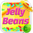 GO Keyboard Jelly Beans Theme
