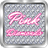 GO Keyboard Pink Diamonds Theme 2.2.2 APK