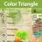 GO SMS Color Triangle Theme 1.4 APK