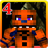 Mod FNaF 4 for Minecraft icon