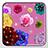 Glitter Roses on Screen App 4.0 APK