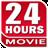 24 Hours Movie Live Tv icon
