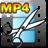 MP4Cutter icon