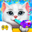 Kitty Birthday Party Celebration icon
