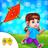 Kite Flying Adventure Game icon