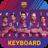 FC Barcelona Keyboard ⚽️🏆🎉 2.1.0.0.15732