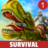 Jurassic Survival Island icon