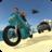 Truck Drive City Crash icon
