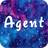 Agent Galaxy Font for FlipFont icon