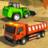 Heavy Duty Road Construction Machinery icon