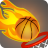 Dunk Hit Fire Shot icon