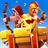 Throne Rush - Rise Kingdom War icon