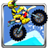 Cartoon Moto Cross