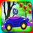 Pinguin Bird Jungle Car Racing 3.7.18 APK