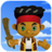 Kid Pirate Puzzle icon